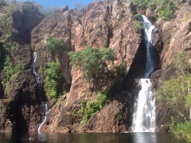 Wangi Falls are the best!
