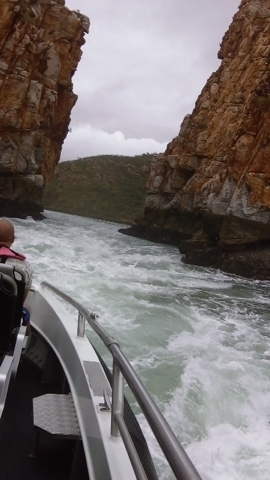 Horizontal Falls … Absolutely magic experience!